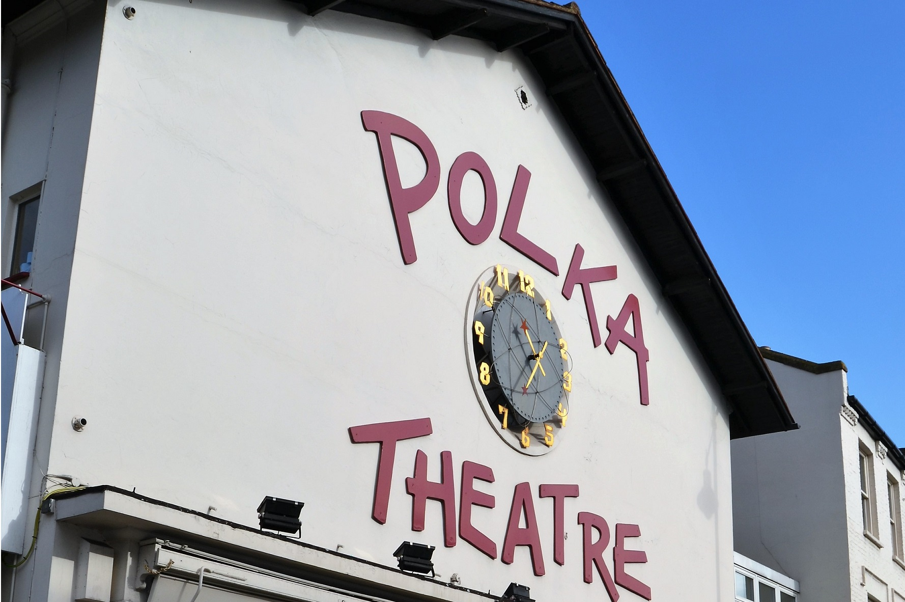 Polka Theatre- Awarded Round 2 Arts Council England Award