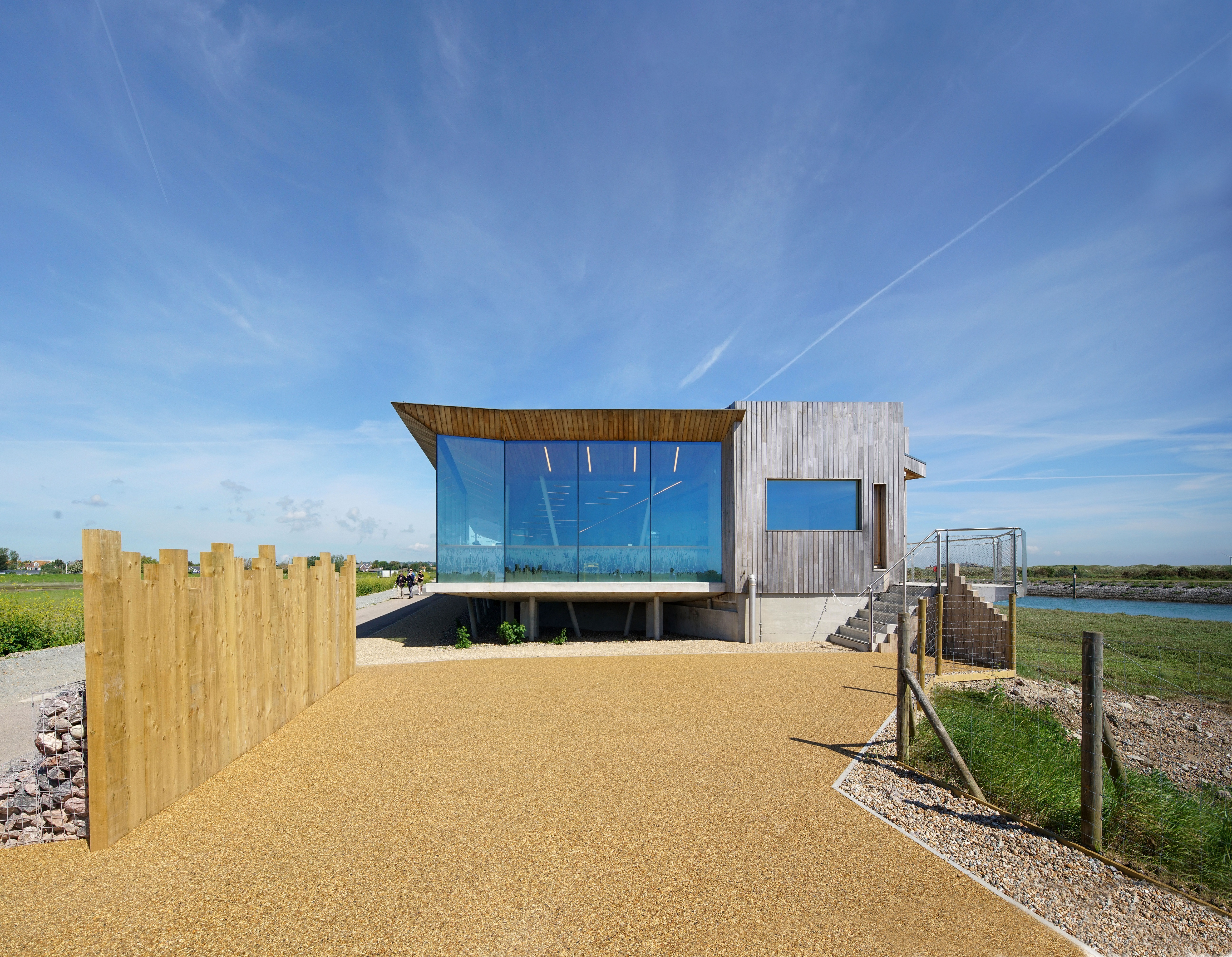 Rye Harbour Nature Reserve, Discovery Centre