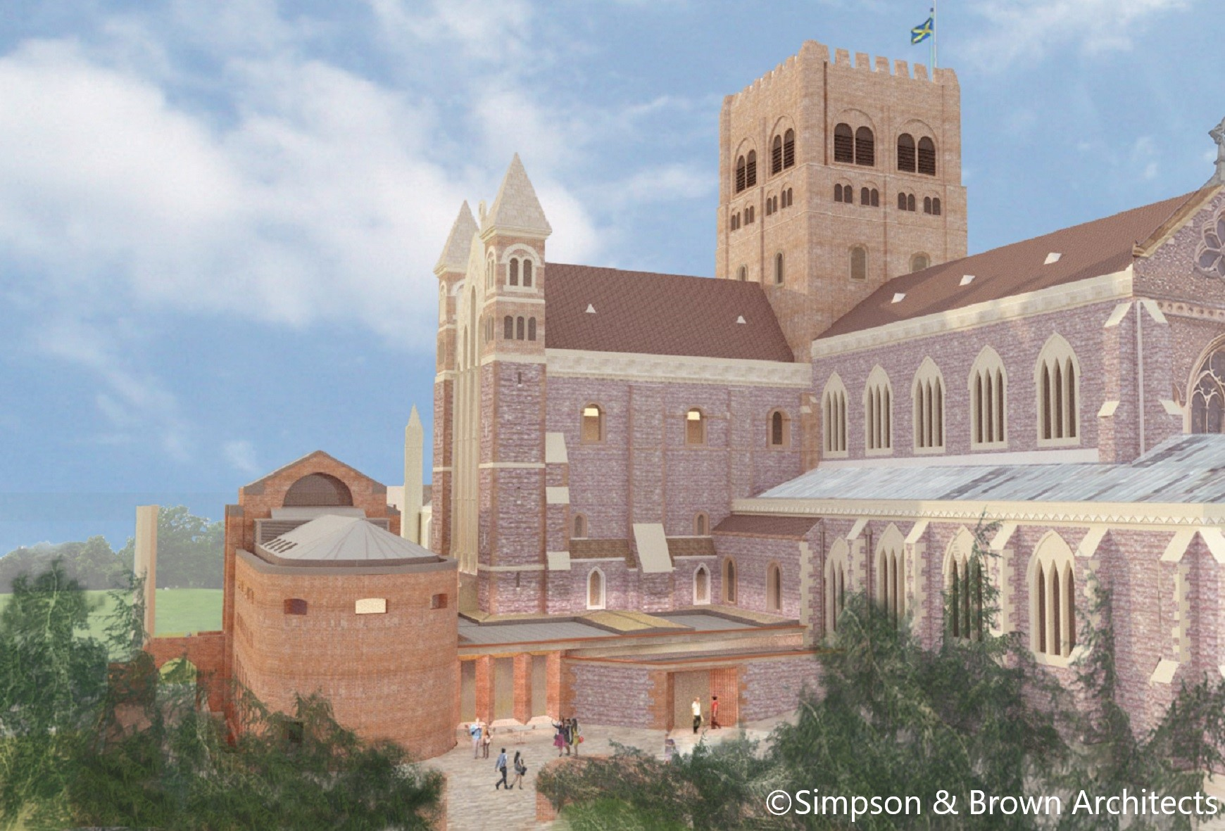 St Albans Cathedral - Keep up to date with the developments