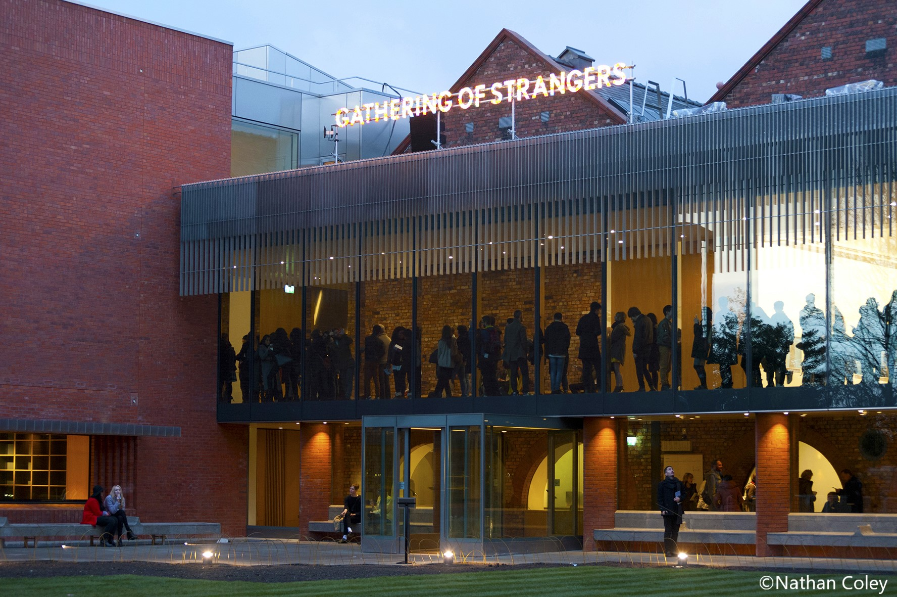 Whitworth Art Gallery shortlisted for the Stirling Prize 2015!